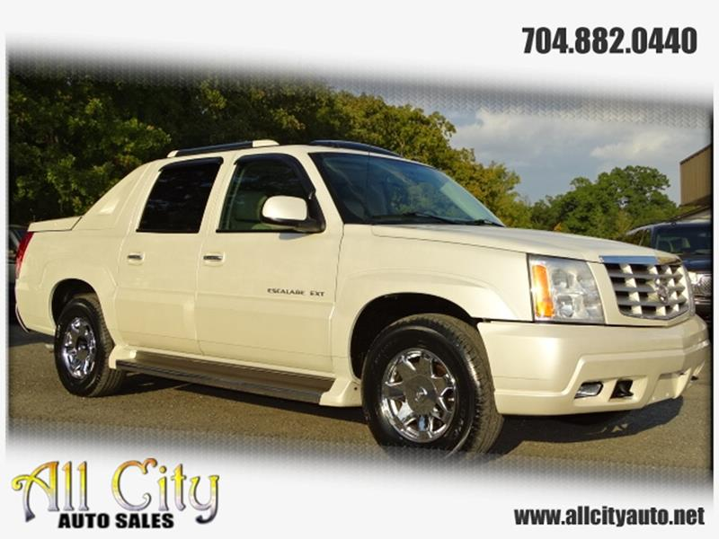 2005 Cadillac Escalade EXT for sale at All City Auto Sales in Indian Trail NC
