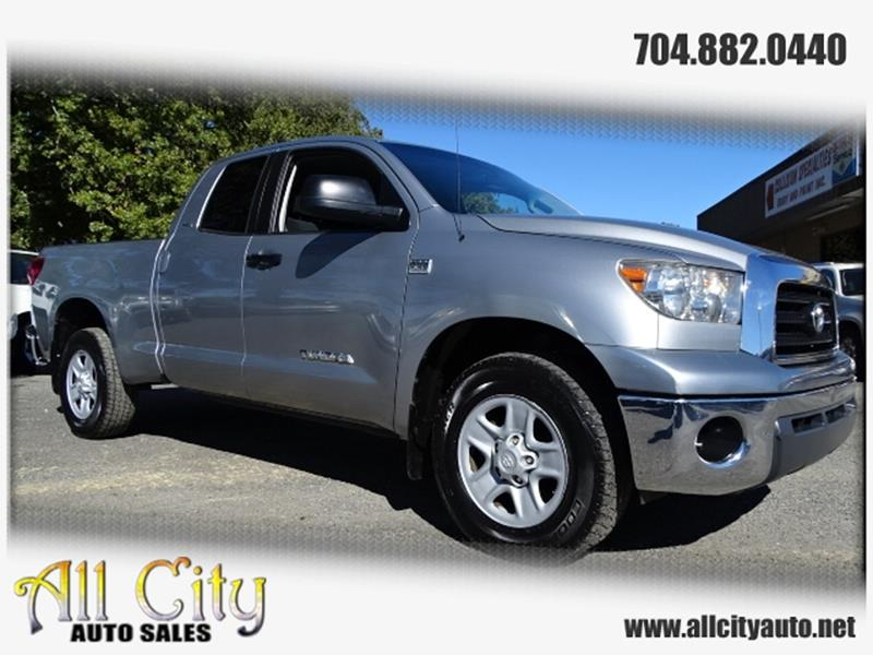 2007 Toyota Tundra for sale at All City Auto Sales in Indian Trail NC