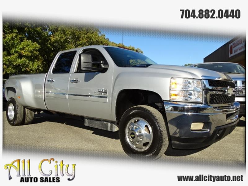 2013 Chevrolet Silverado 3500HD for sale at All City Auto Sales in Indian Trail NC