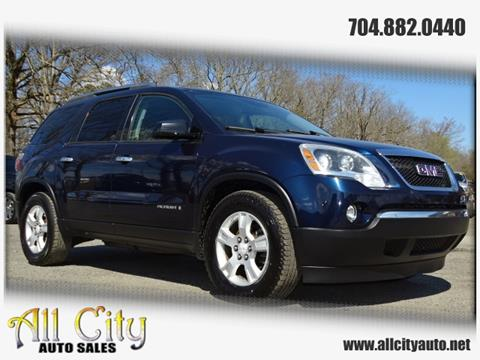 2007 GMC Acadia for sale in Indian Trail, NC