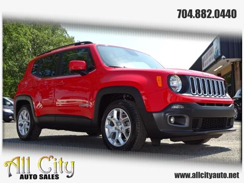 2015 Jeep Renegade for sale in Indian Trail, NC