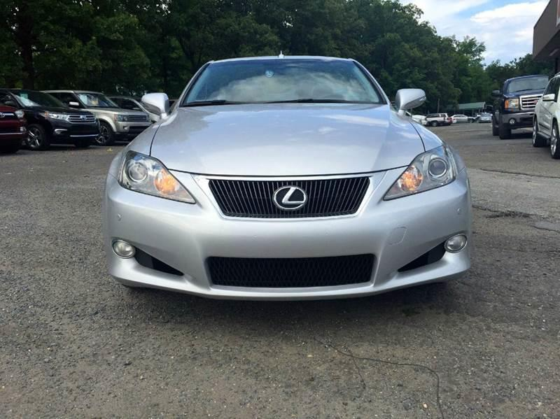 2010 Lexus IS 250C for sale at All City Auto Sales in Indian Trail NC