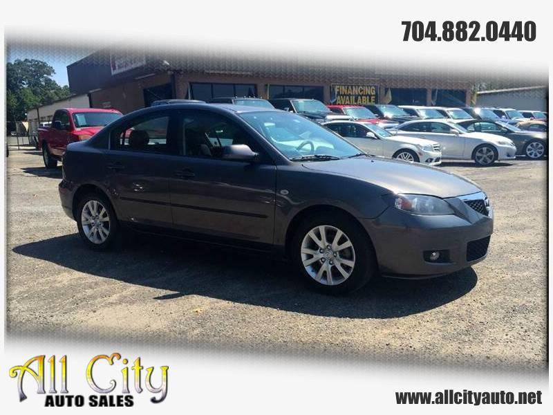2008 Mazda MAZDA3 for sale at All City Auto Sales in Indian Trail NC