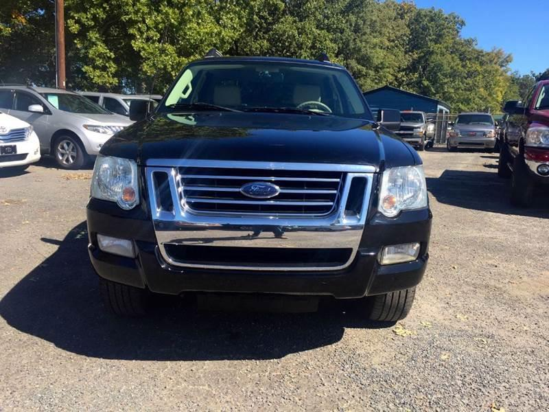 2007 Ford Explorer Sport Trac for sale at All City Auto Sales in Indian Trail NC