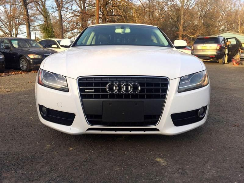 2011 Audi A5 for sale at All City Auto Sales in Indian Trail NC