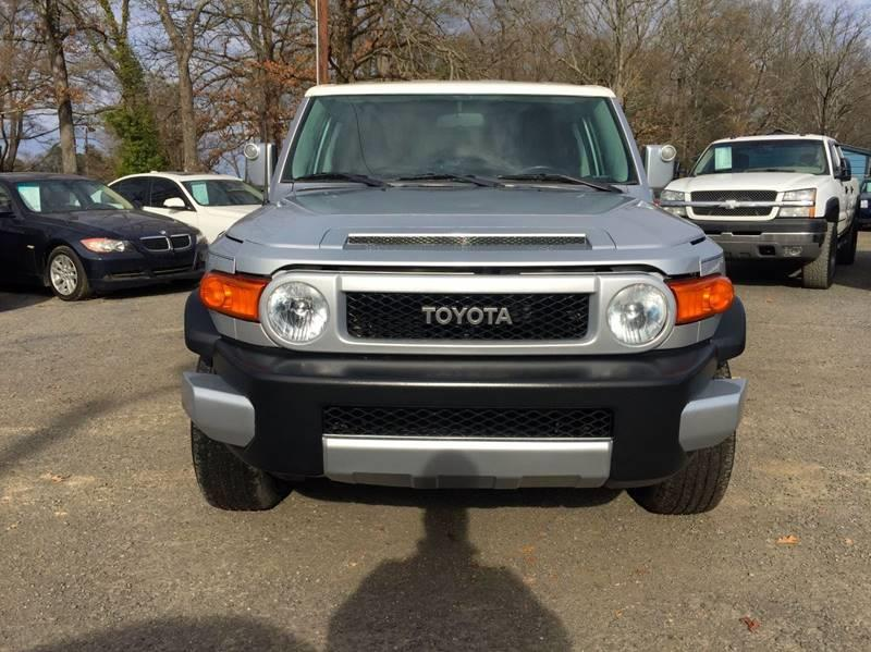 2007 Toyota FJ Cruiser for sale at All City Auto Sales in Indian Trail NC