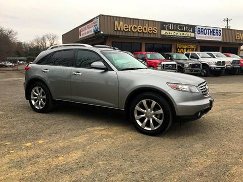 2004 Infiniti FX45 for sale in Indian Trail, NC