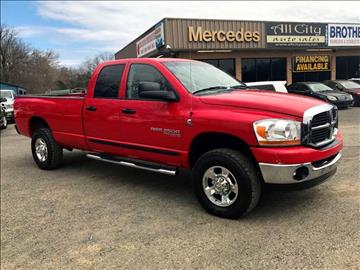 2006 Dodge Ram Pickup 2500 for sale at All City Auto Sales in Indian Trail NC