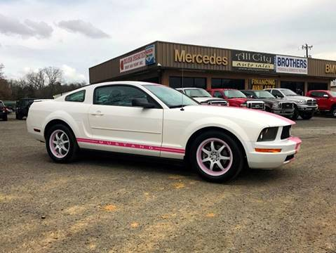 2008 Ford Mustang for sale at All City Auto Sales in Indian Trail NC