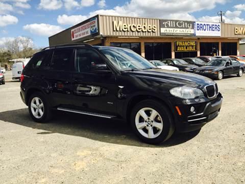 2008 BMW X5 for sale at All City Auto Sales in Indian Trail NC