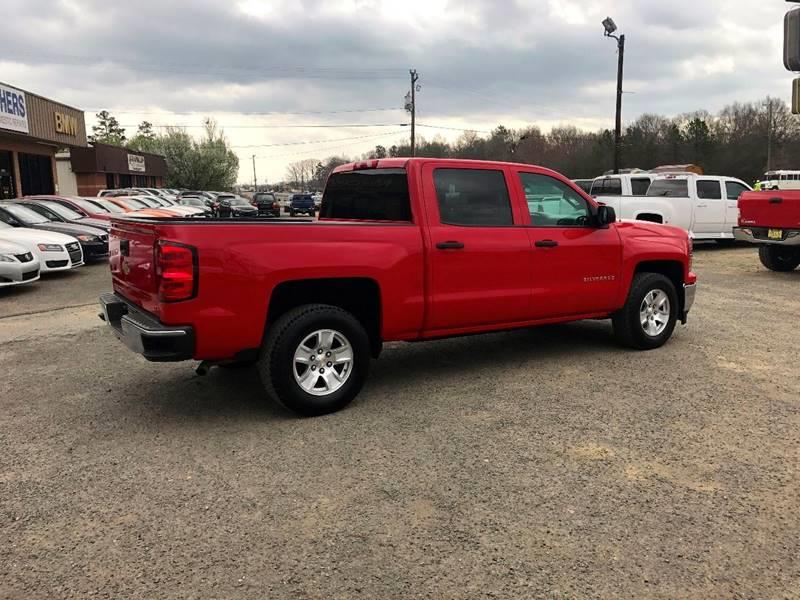 2014 Chevrolet Silverado 1500 for sale at All City Auto Sales in Indian Trail NC