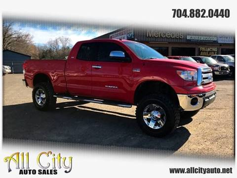 2010 Toyota Tundra for sale at All City Auto Sales in Indian Trail NC