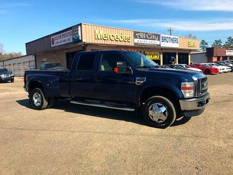 2008 Ford F-350 Super Duty for sale at All City Auto Sales in Indian Trail NC