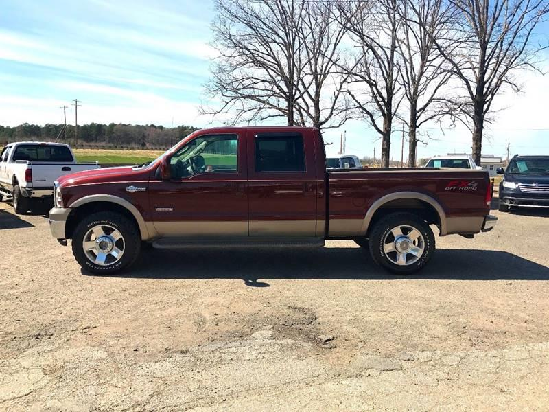 2006 Ford F-250 Super Duty for sale at All City Auto Sales in Indian Trail NC