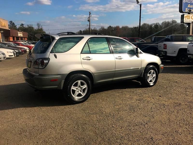 2002 Lexus RX 300 for sale at All City Auto Sales in Indian Trail NC