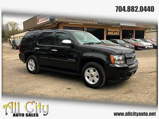 2007 Chevrolet Tahoe for sale at All City Auto Sales in Indian Trail NC
