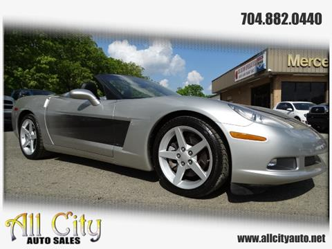 2006 Chevrolet Corvette for sale at All City Auto Sales in Indian Trail NC