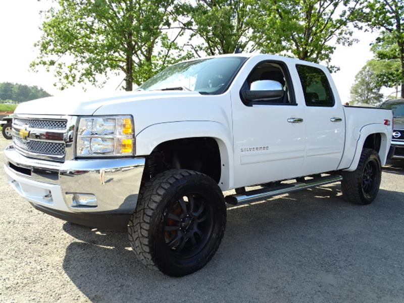 2013 Chevrolet Silverado 1500 for sale at All City Auto Sales in Indian Trail NC