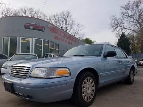 2005 Ford Crown Victoria for sale in Kansas City, MO