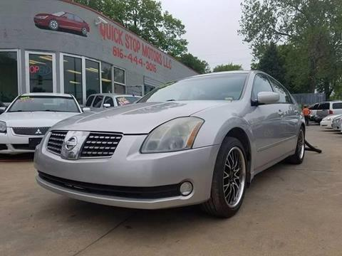 2006 Nissan Maxima for sale in Kansas City, MO