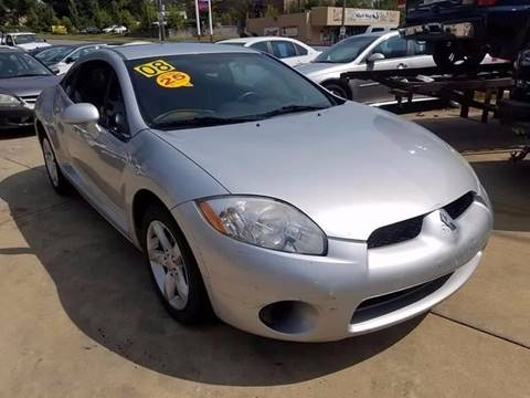 2008 Mitsubishi Eclipse for sale in Kansas City, MO