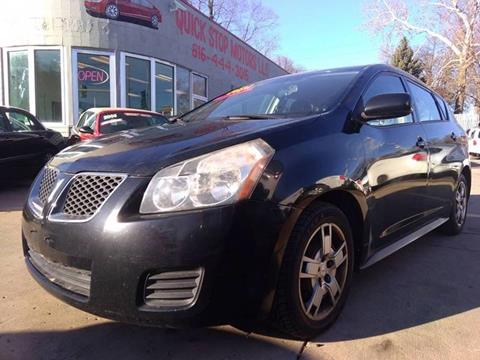 2009 Pontiac Vibe for sale in Kansas City, MO