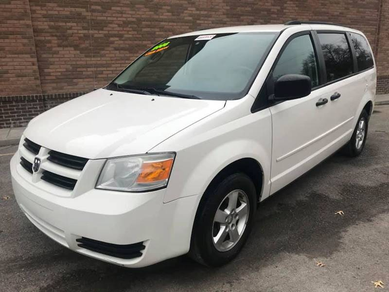 2008 Dodge Grand Caravan Se In Kansas City Mo Quick Stop Motors