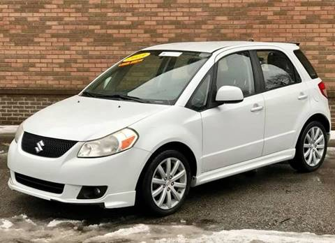 2013 Suzuki SX4 Sportback for sale in Kansas City, MO