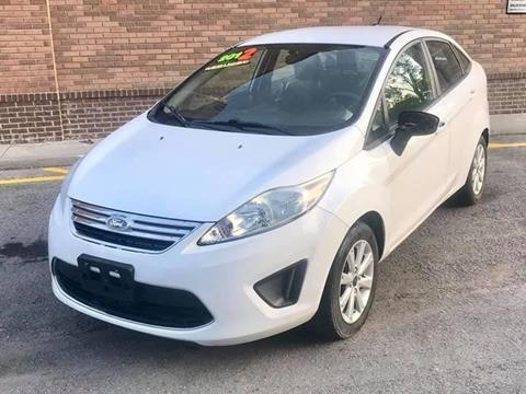 Used Cars For Sale In Kansas City >> 2012 Ford Fiesta For Sale In Kansas City Mo