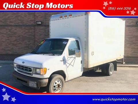 2002 Ford E-Series Chassis for sale in Kansas City, MO