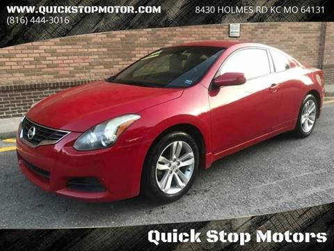 2011 Nissan Altima for sale in Kansas City, MO