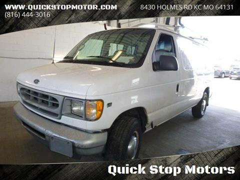 2001 Ford E-Series Cargo for sale in Kansas City, MO