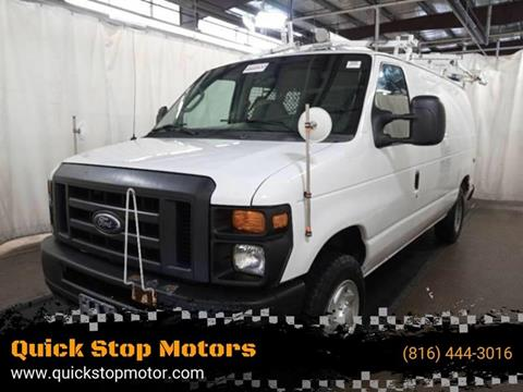2008 Ford E-Series Cargo for sale in Kansas City, MO