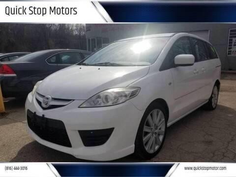 2008 Mazda MAZDA5 for sale at Quick Stop Motors in Kansas City MO