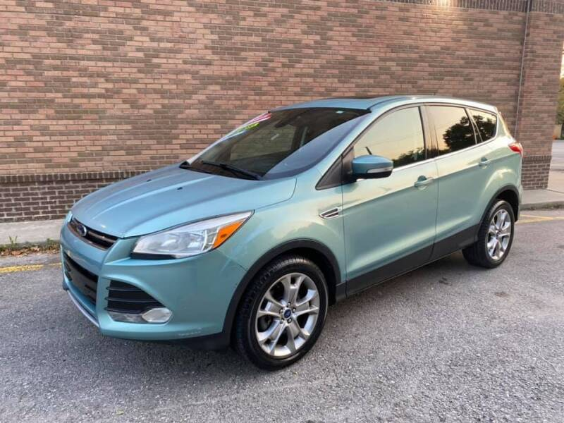 2013 Ford Escape for sale at Quick Stop Motors in Kansas City MO