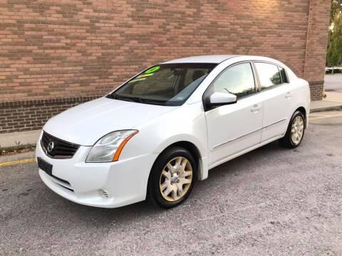 2010 Nissan Sentra for sale at Quick Stop Motors in Kansas City MO