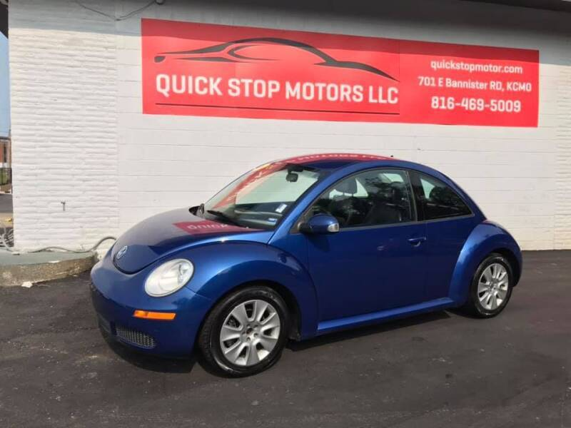 2008 Volkswagen New Beetle for sale at Quick Stop Motors in Kansas City MO