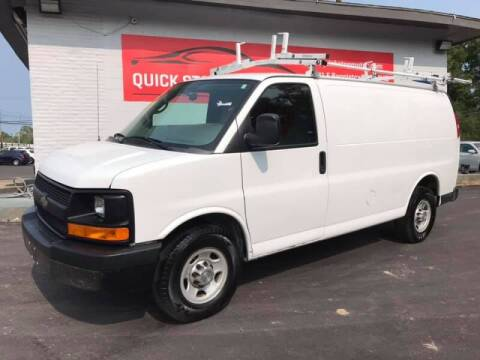 2013 Chevrolet Express Cargo for sale at Quick Stop Motors in Kansas City MO