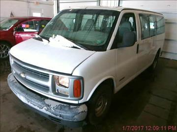 1999 Chevrolet Express Passenger for sale at Quick Stop Motors in Kansas City MO