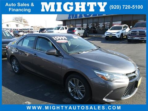 2016 Toyota Camry for sale in Neenah, WI