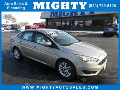 2016 Ford Focus for sale in Neenah, WI