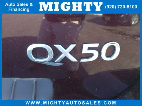2017 Infiniti QX50