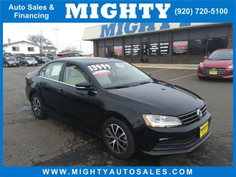 2017 Volkswagen Jetta 1.4T SE for sale at Mighty Auto Sales in Neenah WI
