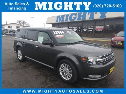 2016 Ford Flex SEL for sale at Mighty Auto Sales in Neenah WI