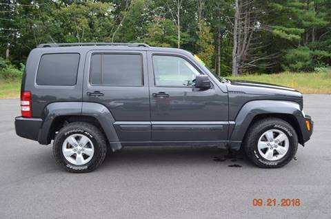 2011 Jeep Liberty for sale in Goffstown, NH