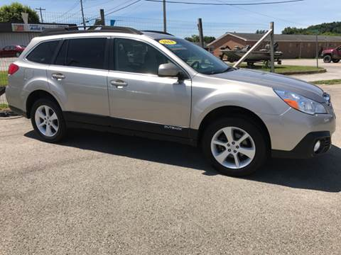 2014 Subaru Outback for sale in Buckhannon, WV