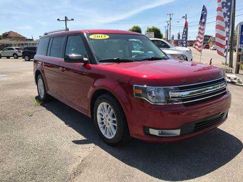 2013 Ford Flex for sale in Buckhannon, WV
