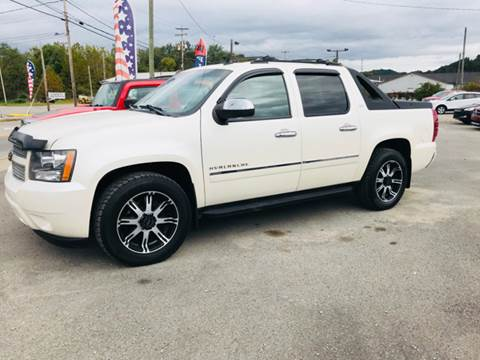 2011 Chevrolet Avalanche for sale in Buckhannon, WV