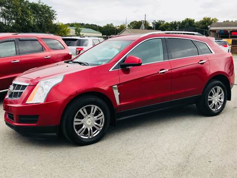 2012 Cadillac SRX for sale in Buckhannon, WV