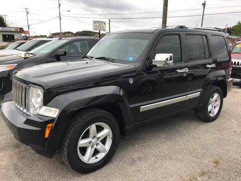 2012 Jeep Liberty for sale in Buckhannon, WV
